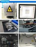 Машина маркировки лазера волокна металла высокой эффективности 20W для сбывания