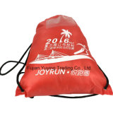 Backpack мешка Drawstring полиэфира Nylon (YYDB021)