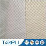 Poly tissu tricoté en nylon de matelas de Whosale