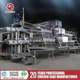 De gegalvaniseerde Apparatuur van het Gevogelte van de Kooi van de Laag van de Machines van het Landbouwbedrijf