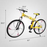 "складывая гора 26 "" 21-Speed амортизируя велосипед Bike"