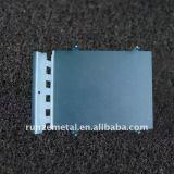 Conformado de chapa metálica de piezas estampadas Caso ordenador Estampación