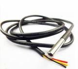 Sensor de temperatura de Digitaces del alambre Ds18b20 uno con la alta precisión