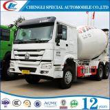 販売のための6*4 10cbmのコンクリートミキサー車のトラック
