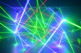 2400MW RGB Full Color Laser Spider Light