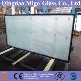 Neuestes Sonnenkollektor Mistlite Glas mit schwarzem Silk Bildschirm-Rahmen