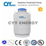 Tanque de armazenamento pequeno do nitrogênio líquido da capacidade Yds-20