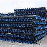 HDPE doppel-wandige gewölbte Rohre für begrabenes Kabel-Schutz