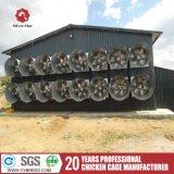 Soudés et des cages en batterie galvanisé à chaud