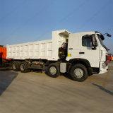 De Vrachtwagen van de Kipwagen/van de Kipper van Sinotruk HOWO A7 8X4 35tons