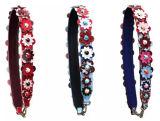 Cintas do saco da flor de couro, correia das cintas de ombro das mulheres