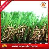 Decorazione artificiale a buon mercato cinese del prato inglese di falsificazione dell'erba dei commerci all'ingrosso