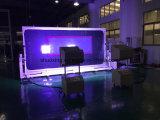 큰 체재 스크린 노출 기계, 드러내는 수직 스크린