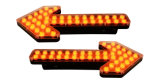 Traffi⪞ LEIDENE van de adviseur Pijl Licht /LED Traffi⪞ De Lichten van de Waarschuwing van de Weg van de adviseur