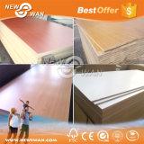 E1 класса меламина системной платы для мебели (MDF, древесностружечных плит, ламинированной фанеры)