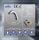 Hdsafe Solid Arm Automatic Sensor Toilets Tap for Wash Basin