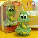 Симпатичная малая свечка подарка змейки для комплекта подарка свечки искусствоа дня рождения детей