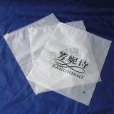 Heiße Verkaufs-Unterwäsche-mit Reißverschlussbeutel des PET Materials