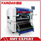 Velocidad media de recogida y entrega de la máquina para 0201 BGA IC