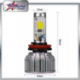 차를 위한 Samrtphone APP 제어 변경 색깔에 의하여 최고 차가운 RGB LED 헤드라이트 전구