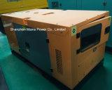 20kVA 16KW de Potência Contínua UK gerador diesel Perkin Gerador silenciosa