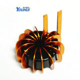 Alambre de cobre sin hilos del cargador de la bobina, Aire inductor de bobina, Inductor de potencia Bobinas