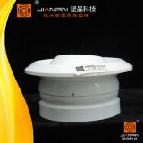 Difusor ajustable de la boquilla de jet del canalón de la bola del acondicionador de aire de la HVAC