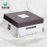 Pastel de la caja de regalo de papel personalizados de verificación Imprimir