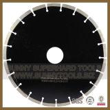 disques concrets de découpage de diamant de laser de 350mm pour le béton armé avec la qualité