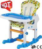 유럽 기준 로커 캘리포니아 Hc520를 가진 어린이 식사용 의자를 공급하는 플라스틱 아기 제품