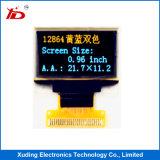 """1.3"""" 128X64 à 30 broches, Pmoled afficheur OLED blanc/bleu personnalisé"""