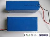Batteria del fornitore 24V 10ah LiFePO4 della Cina per l'indicatore luminoso di via solare