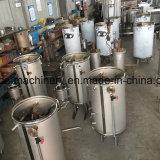Type de bobine d'acier inoxydable pasteurisateur UHT pour l'oeuf