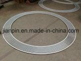 Het regelbare Traliewerk van de Staaf van het Aluminium van Bladen Lineaire