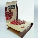 Бортовой мешок пластичный упаковывать Gusset для ежедневной еды