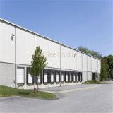 Entrepôt de structure métallique pour l'entrepôt et la mémorisation automatique de logistique