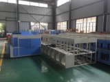 máquina de sopro do frasco Semi automático do animal de estimação 5L/máquina moldando do sopro