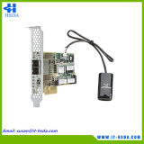 698532-B21 지능적인 배열 P431/4GB Fbwc 12GB 2 포트 Ext Sas 관제사