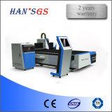 CNC van de Snijder van het Metaal van lage Kosten het Scherpe Systeem van de Laser van de Vezel van het Staal