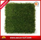 美化のための連結の安い価格の屋外の人工的な草のタイル