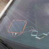 USB окна двойной 5V 2.1A держит солнечный крен силы заряжателя 5600mAh
