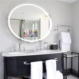 de Britse Badkamers van het Hotel IP44 schatte de Spiegel van de Verlichting van de Schakelaar van de Aanraking