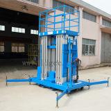 plataforma hidráulica de alumínio do elevador do trabalho 16meters aéreo (GTWY16-4200S)