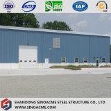 Prefabricated 강철 구조물 저장 헛간 건물