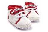Neugeborene Großhandelskind-Säuglingskind-Jungen-Mädchen-Babyschuh-beiläufige Schuhe
