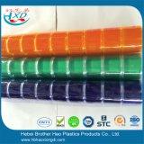Puerta plástica durable plegable de la hoja de la cortina del PVC de la eliminación del polvo