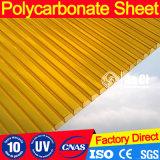 Замороженный лист поликарбоната; Замороженный лист PC; Заморожено настилающ крышу лист