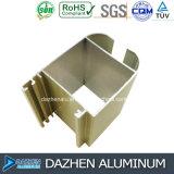 Profil en aluminium du Nigéria de type chaud pour la porte de guichet en aluminium