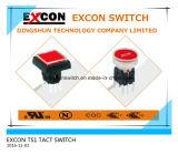 Tact Switch Ts1 avec lampe pour produits audio