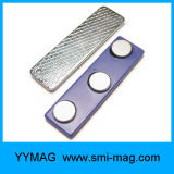 Nom Tag Magnets NdFeB Magnetic Badge Fastener